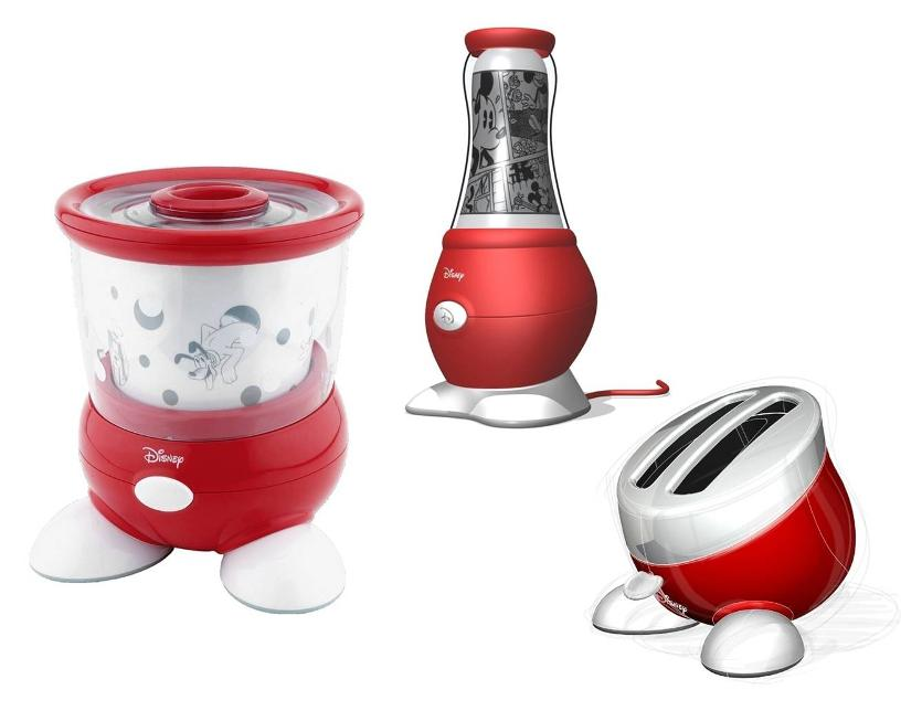 Disney Kitchen Appliances - Patrick Burgess Design